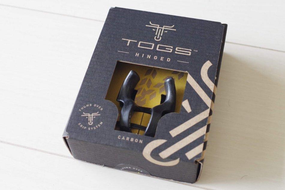 CARBON TOGS(トグス カーボン)のパッケージ